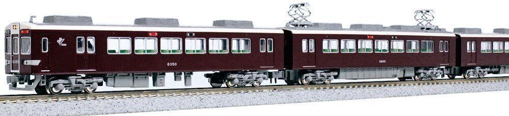 Kato N 10-4 10-5 Hankyu tren expreso Kyoto línea no 6 8 coches