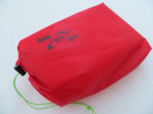 Dump Lite Gear Fibremax Spinnaker Toilet Bag 5g