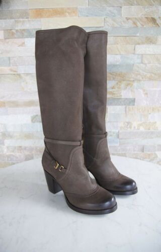 Car 37 Shoes Uvp Boots Newlywed Vintage Shoe Boots Gr 550 € Kdw68h Greybrown rSCrwq
