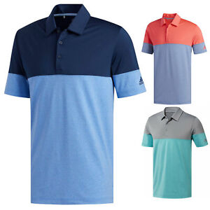 Adidas-Golf-Men-039-s-Ultimate-2-0-All-Day-Polo-Shirt-New