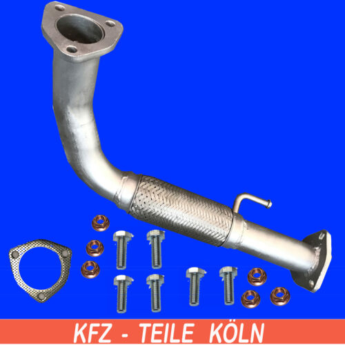 Set 2.0 Diesel  Abgasrohr Hosenrohr  Flexrohr CHEVROLET CAPTIVA C100,C140