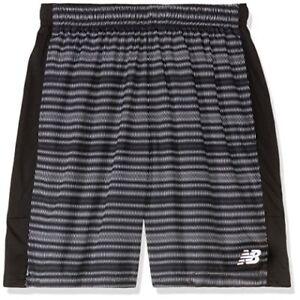 New-Balance-Mens-Accelerate-Graphic-Shorts-Black-Multi-Medium