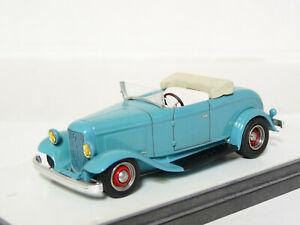 Unique-Eligor-1-43-1932-Ford-Hot-Rod-Handmade-Diecast-Model-Car