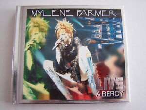 CD-MYLENE-FARMER-LIVE-A-BERCY-DOUBLE-ALBUM-DIGIPACK-20-TITRES-COMME-NEUF