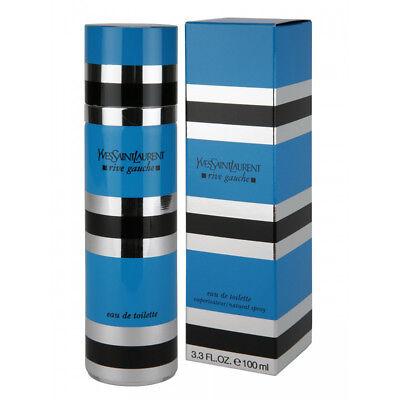 Rive Gauche De Yves Saint Laurent Colonia Perfume Edt 100 Ml Mujer Woman Ebay