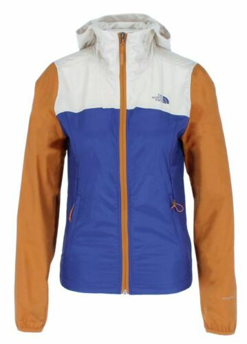 The North Face W Cyclone Mujer con Capucha Chaqueta Rompevientos