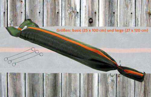27 x 120 cm mit Griff Bindedraht Silosack Sandsäcke Silo Silosäcke 25 x 100 cm