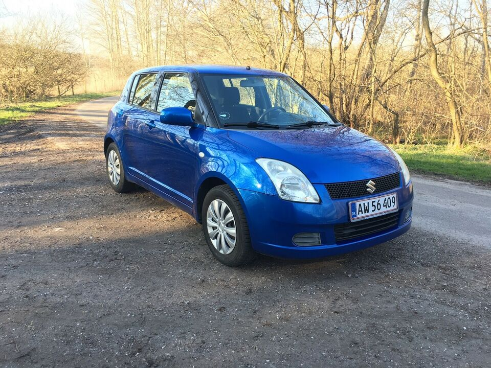 Suzuki Swift, 1,3 GL-A, Benzin
