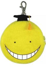 Assassination Classroom Yellow Korosensei Authentic PVC Keychain#85068