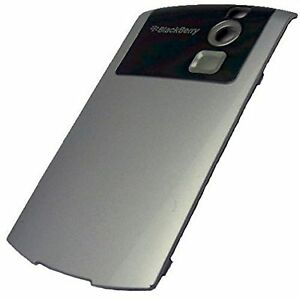 GENUINE-Blackberry-Curve-8330-BATTERY-COVER-Door-GRAY-bar-cell-phone-back-panel