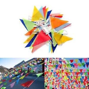 10M Regenbogen-bunte Flaggen-Flaggen, die Fahnen-Glück im Freien heiraten