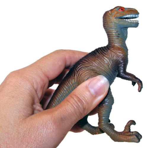 Dinosaure PLAYSET Jouets Set de 12 grands plastique Jurassic World Action Figures