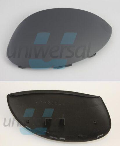 LEFT primed mirror cover casing CITROEN C2 C3 XSARA PICASSO PEUGEOT 206 1007