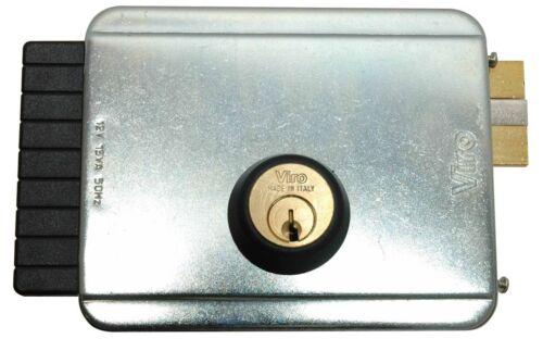 Serrure Électrique Viro 7992 Dx V05 Serrure Électrique à Appliquer Grille Porte