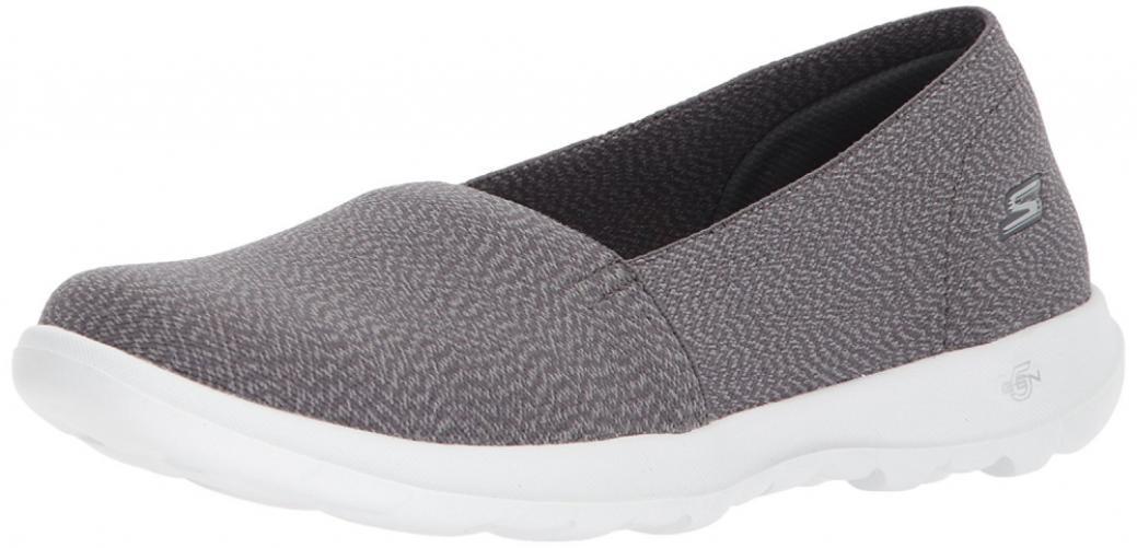 Skechers De Mujer Ir Caminar Lite Lite Lite - 15412 Mocasín Casual Plano Sin Cordones Comfort Sandal  descuento online