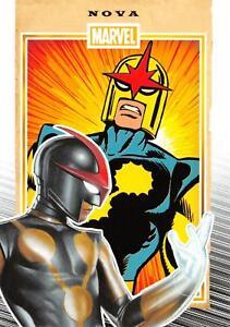 NOVA-Marvel-75th-Anniversary-2014-BASE-Trading-Card-57