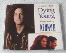 Kenny G - The Theme From Dying Young - Scarce Mint 1992 Cd Single