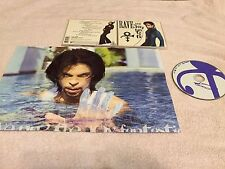 MINT!! 0+> Prince Rave Un2 Joy Fantastic OOP RARE (CD Nov-1999 Arista) POSTER