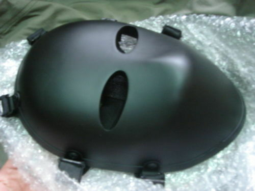 New  Ballistic Bullet Proof Face mask 3A level  the newest