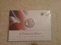 £20 coin Rare 2013 Royal Mint First UK 999 fine silver The George & the Dragon