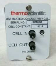 Thermo Scientific Dionex 069565 Ds6 Heated Conductivity Cell Ics110016002100