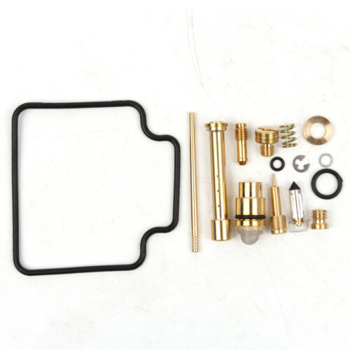 Carburetor Rebuild Kit Carb Repair for Suzuki 1998-2002 Quadrunner 500 LT-F500F