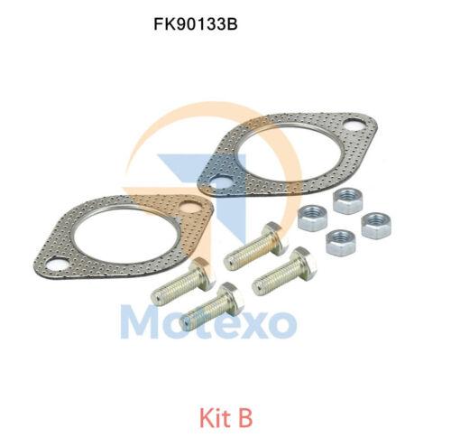 FK90133B CATALYTIC CONVERTER FITTING KIT NISSAN PRIMERA 1.6 6//1999-2//2001