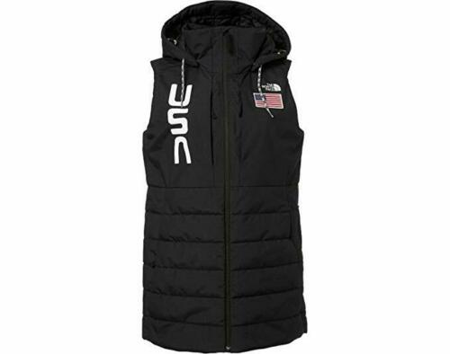 The North Face Women/'s Free Ski Insulated Vest MEDIUM EXTRA LONG