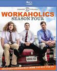 Workaholics: Season Four (Blu-ray Disc, 2014, 2-Disc Set)