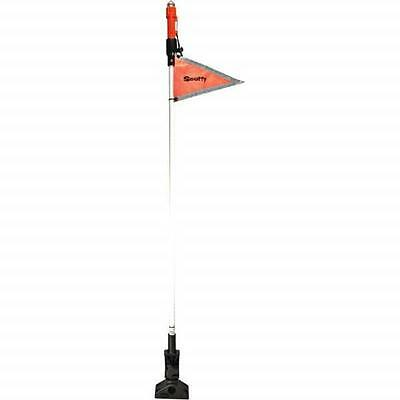"""Scotty Sea-Light w/42"""" Pole & Flag - Burn Time: Up To 8 Hours/Water Resistance"""