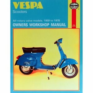 Free download vespa manuals | the vespa guide.