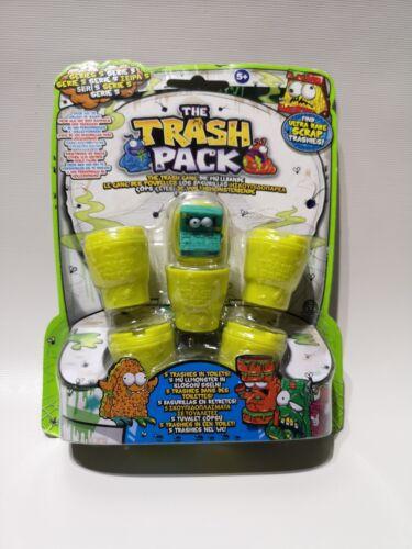 TRASH PACK SERIES 5 Trashies blister Pack de 5 #Z