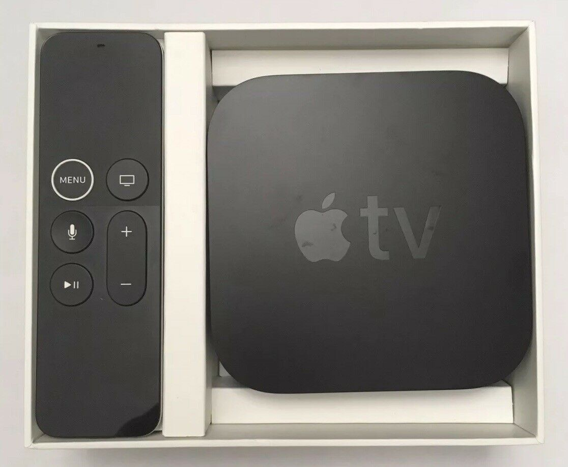 Apple TV 4K 32GB HDR 5th Generation MQD22LL A GREAT CONDITION