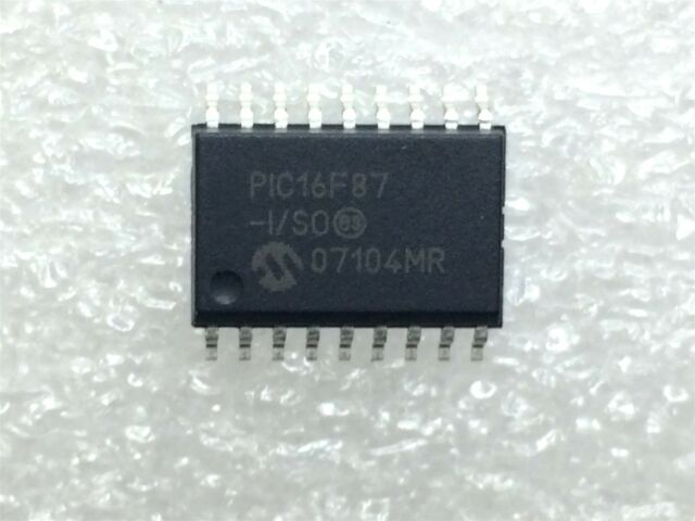 50pcs//lot PIC16F1824-I//SL PIC16F1824 MCU 8BIT 7KB Flash 14SOIC.
