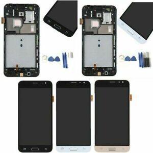 Ecran-Touch-Screen-LCD-Display-Avec-Cadre-pour-Samsung-Galaxy-J3-2016-SM-J320FN
