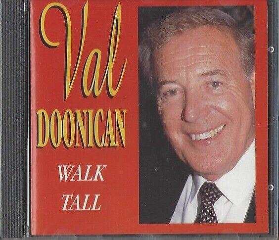 VAL DOONICAN / WALK TALL * NEW CD * NEU *