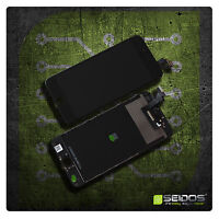 Display LCD für iPhone 6 PLUS 5.5 mit RETINA Glas Scheibe Komplett Front SCHWARZ