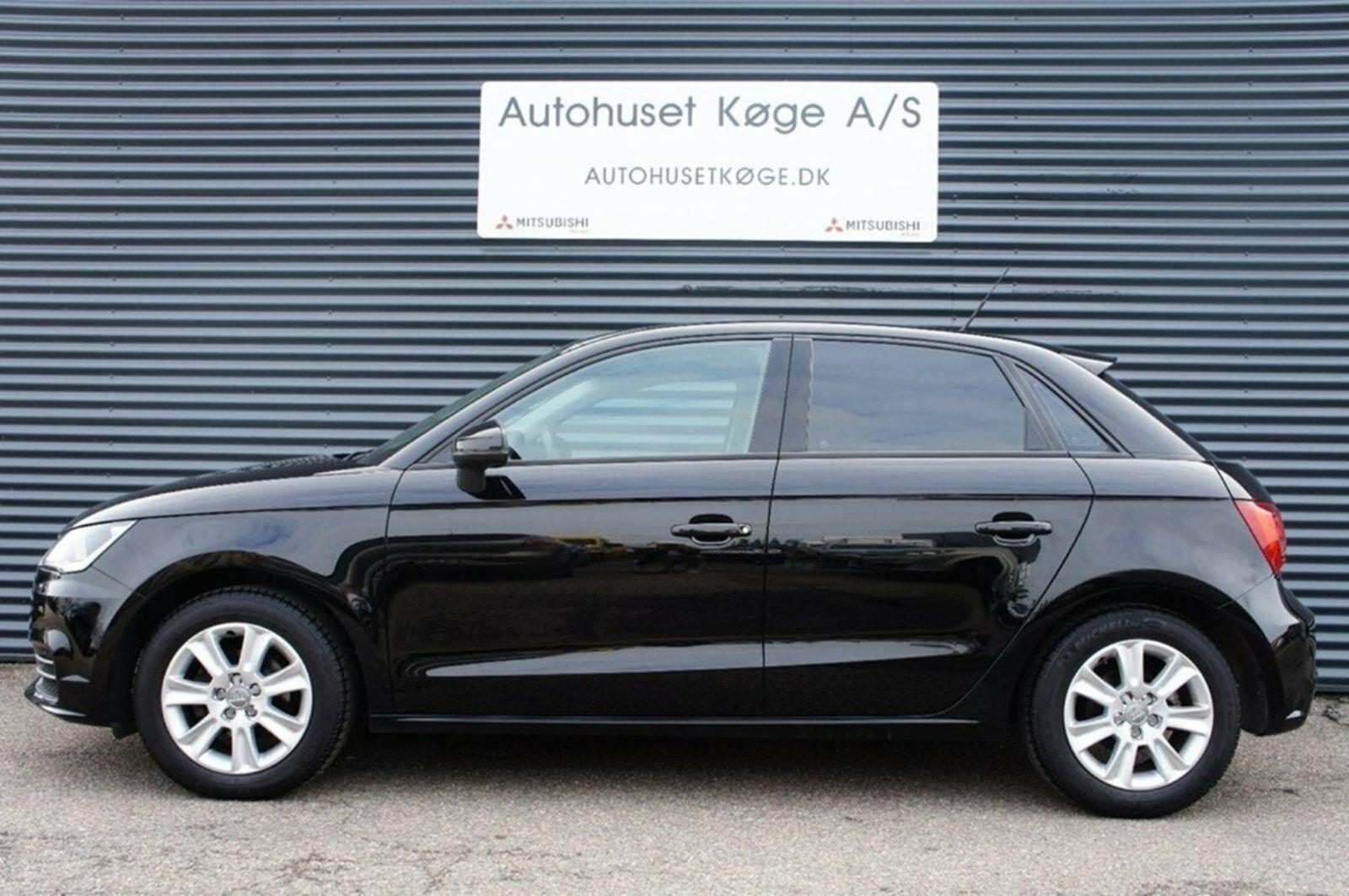 Audi A1 1,0 TFSi 95 SB 5d - 189.900 kr.
