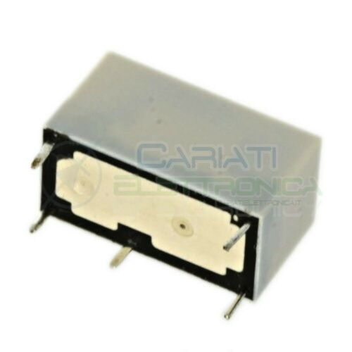 Relè singolo scambio RELPOL RM40-2011-85-1005 bobina 5V SPDT 5 pin 5A 250VAC 30V