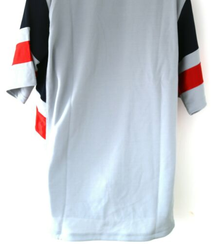 BNWT VINTAGE 1990s Y2K MENS BASKETBALL WARM UP JERSEY SHOOTING JERSEY SIZE M L