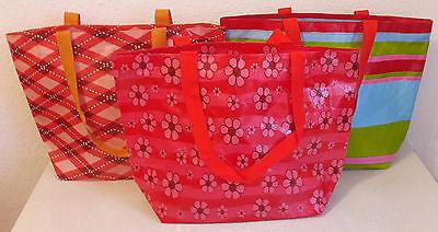 6 SECHSmal Shopper Shoppingbag Strandtaschen freie Musterwahl Reissverschluss
