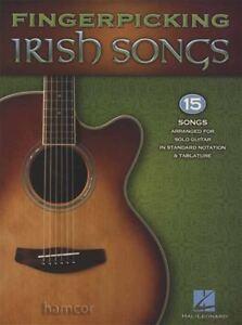 Fingerpicking-Irish-Songs-Guitar-TAB-Music-Book-Celtic-Fingerstyle