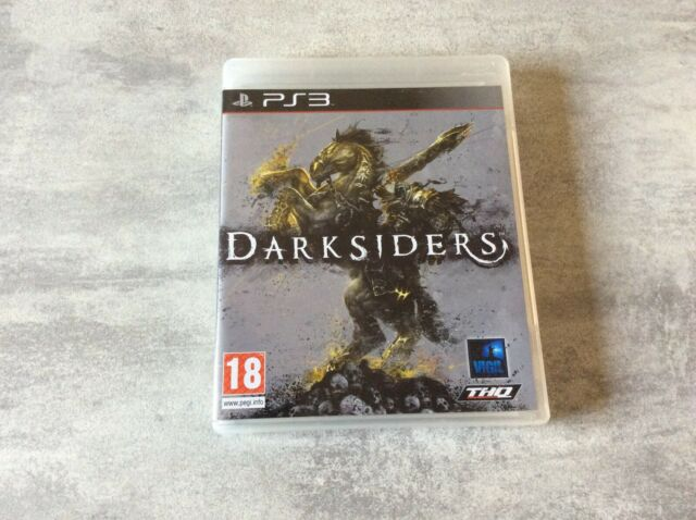 PS3 Darksiders PLAYSTATION 3 SONY PAL FR COMPLET