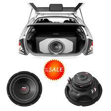 Car Subwoofer 8 inch 800 watt Dual 4 ohm Audio Sub Bass Woofer Enclosure Speaker