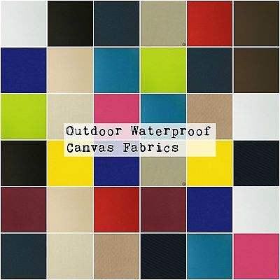 """Print Canvas Waterproof UV Protected Outdoor Fabric Pro Tuff 60/"""" W 50 Yards Bolt"""
