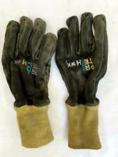 Used Pro Tech 8 Wk Leather Firefighting Turnout Gloves One Pair S M L Xl Xxxl