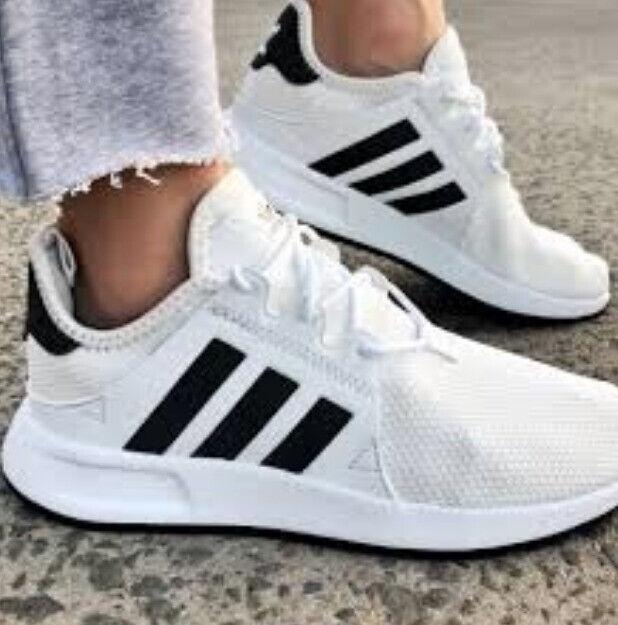 NIB Men's adidas Originals X_PLR White Black  CQ2406 Running shoes