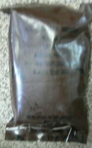 US Military MRE IDIVIDUAL Meal #7 Beef Stew READY TO EAT MEAL Right Away Foods