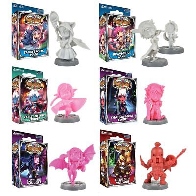 New Super Dungeon Explore Tabbybrook Mage Model /& Cards Pack Figure Official