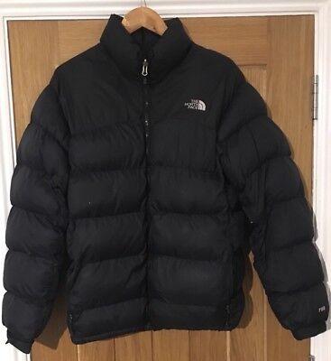 bb952bd39e The North Face Nuptse 700 Down Mens Size M M Black Jacket